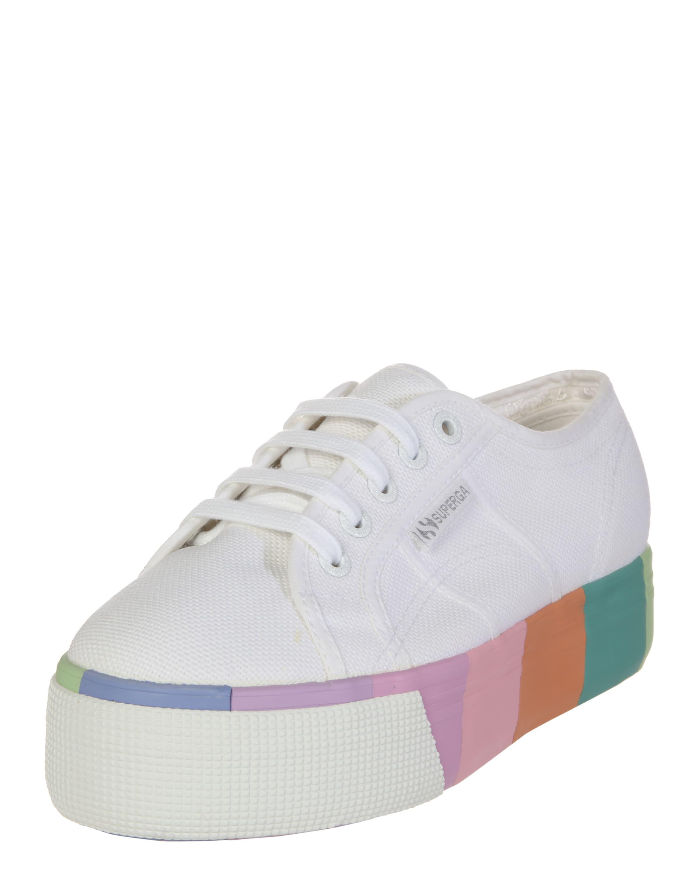 SUPERGA Plateau-Sneaker 2790 - Cotmultifoxingw Hohe Qualität