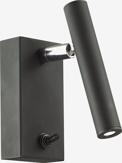FAVOURITE Wandleuchte 'Cornetta' in schwarz, Produktansicht