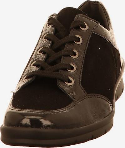 SEMLER Schnürschuh in schwarz, Produktansicht