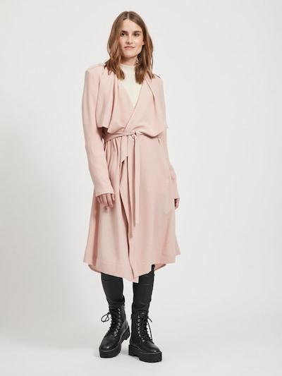 OBJECT Tussenmantel in de kleur Rosa, Modelweergave