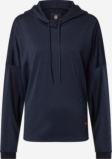G-Star RAW Sweat-shirt 'Vemery' en bleu nuit, Vue avec produit