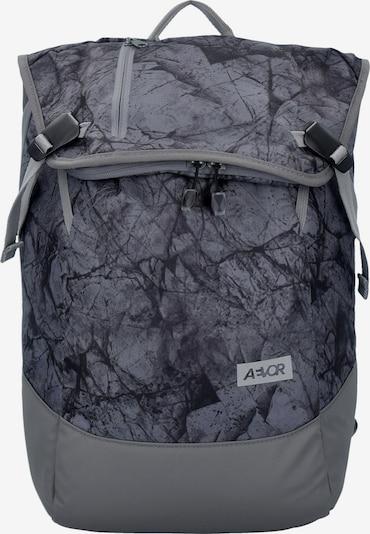AEVOR Tagesrucksack 'Daypack' in grau / graphit, Produktansicht