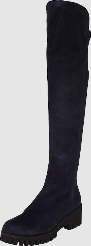 Donna Carolina Overknee-Stiefel mit Reißverschluss-Detail