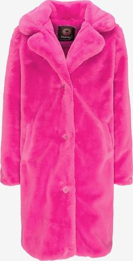taddy Mantel in pink, Produktansicht