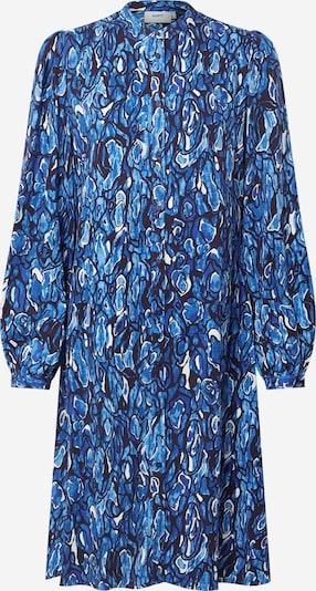 Moves Shirt dress 'Latif' in Blue / White, Item view