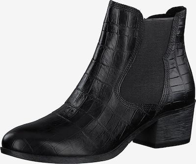 MARCO TOZZI Chelsea Boots en noir, Vue avec produit