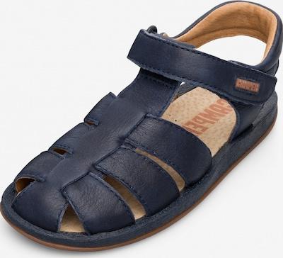 CAMPER Sandalen ' Bicho ' in blau, Produktansicht
