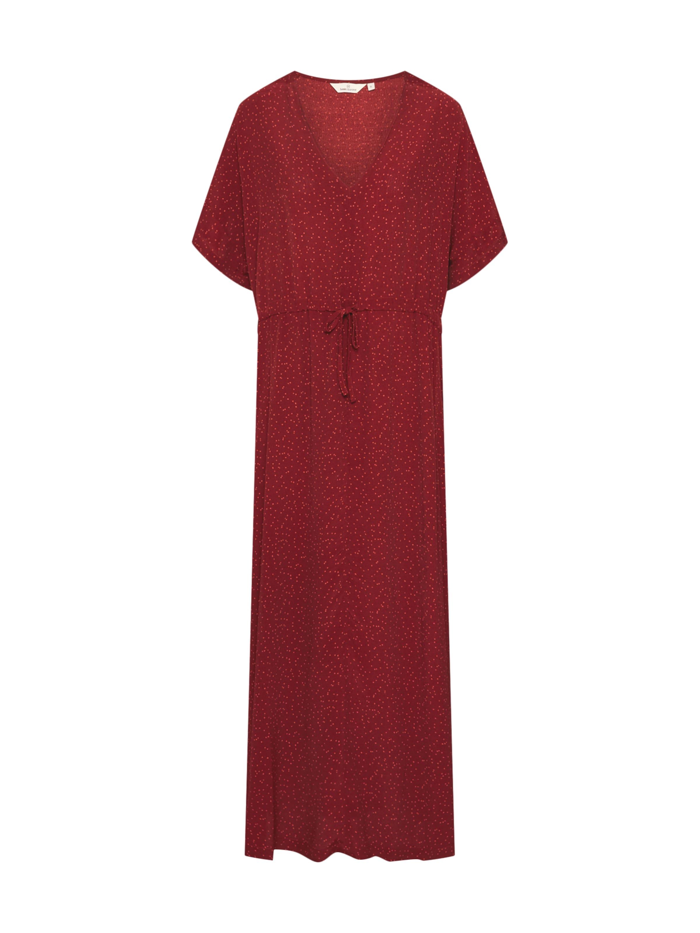 D'été Apparel Basic Robe Lie En Dress' Long 'anja De Vin LUVMzqpSG