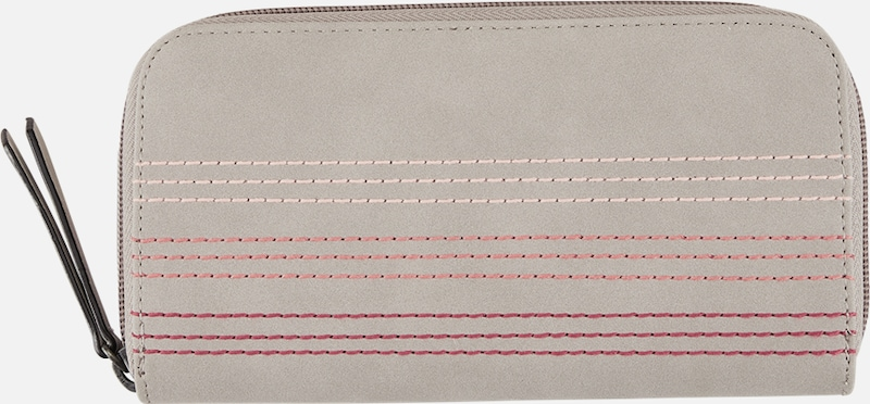 s.Oliver RED LABEL Besticktes Zip Wallet