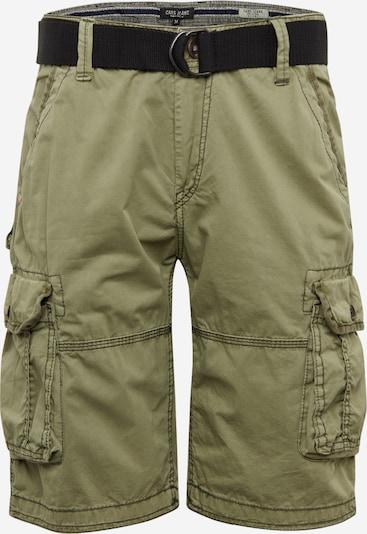 Pantaloni 'DURRAS' Cars Jeans pe oliv, Vizualizare produs