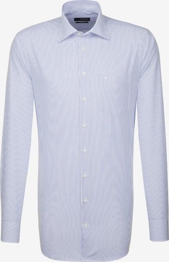 SEIDENSTICKER City-Hemd 'Modern' in blau / weiß, Produktansicht