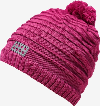 LEGO WEAR Bommelmütze in pink, Produktansicht