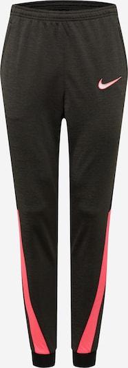NIKE Športne hlače 'Academy' | temno siva / roza barva, Prikaz izdelka