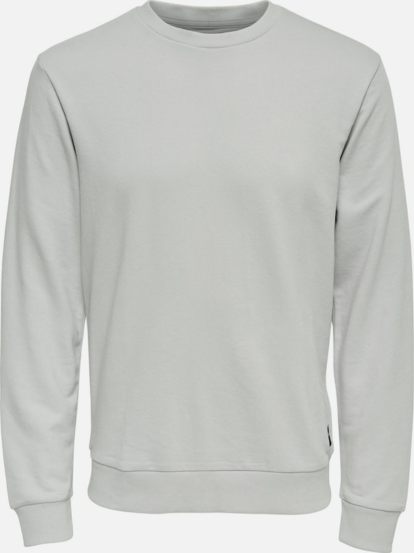 Only & Sons Sweatshirt Solid