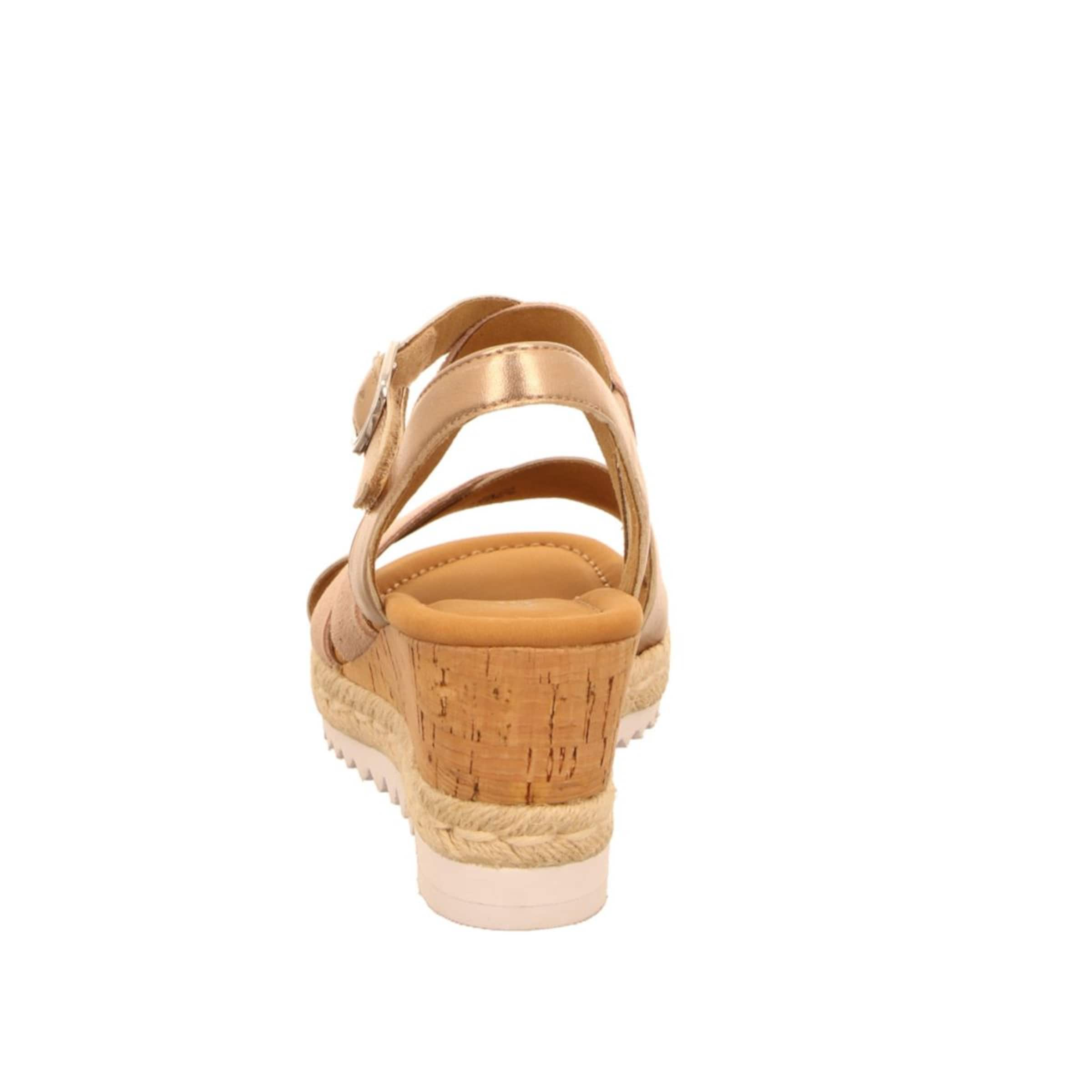 Kupfer Sandalette Sandalette In Gabor Gabor srBhCQdxto