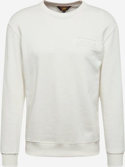 Lee Sweater majica u ecru/prljavo bijela, Pregled proizvoda