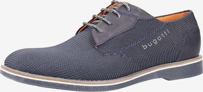 Pantofi cu șireturi bugatti pe albastru închis, Vizualizare produs