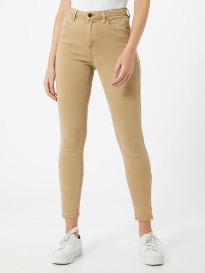 ESPRIT Jeans in hellbeige, Modelansicht
