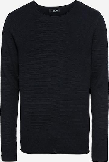 SELECTED HOMME Pullover 'ROCKY' in dunkelblau, Produktansicht