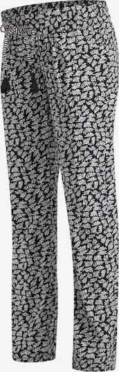 Noppies Pantalon 'Birdy' en noir / blanc, Vue avec produit