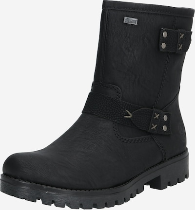 RIEKER Laarzen in de kleur Zwart, Productweergave