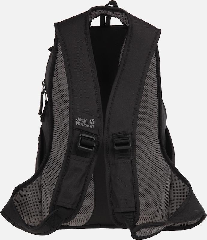 Volumen groß online Shop wähle das Neueste JACK WOLFSKIN Rucksack 'Savona' in schwarz | ABOUT YOU