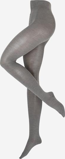 FALKE Collant en gris clair, Vue avec produit