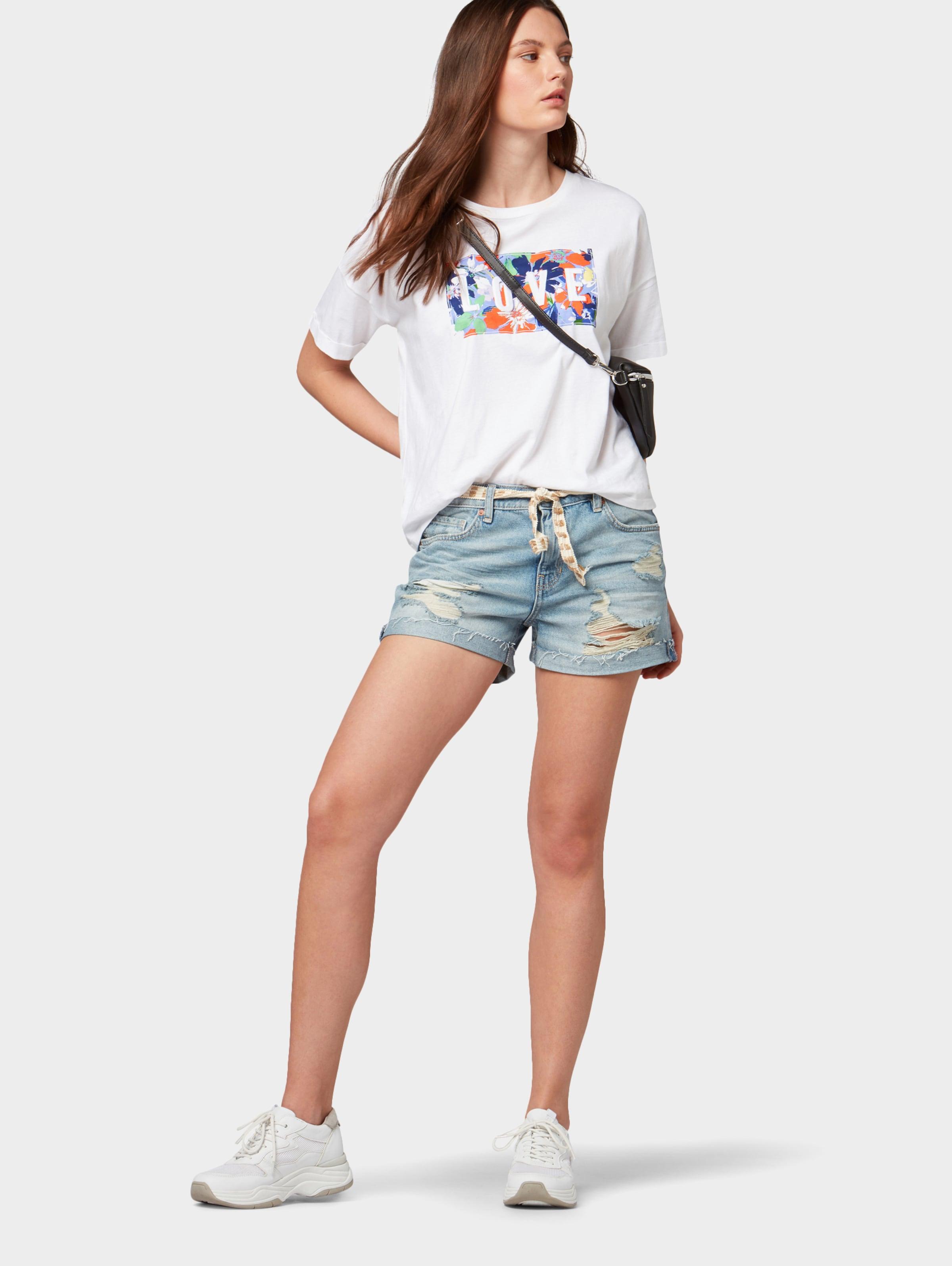 In Shorts Denim Tailor Hellblau Tom vbY76gfy