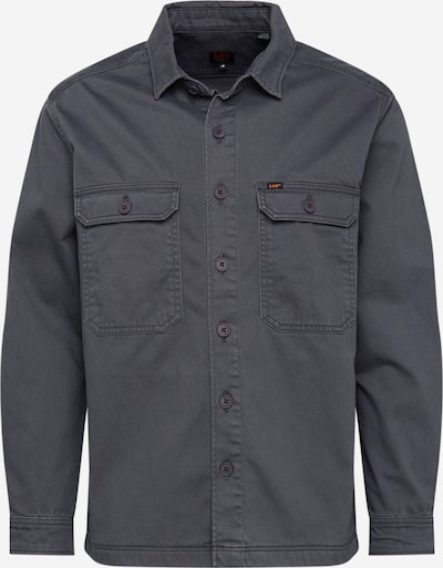 Lee Hemd 'WORKWEAR OVERSHIRT' in dunkelgrau, Produktansicht