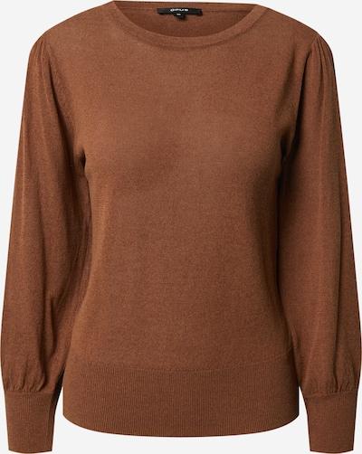 OPUS Pullover 'Pitam' in braun, Produktansicht