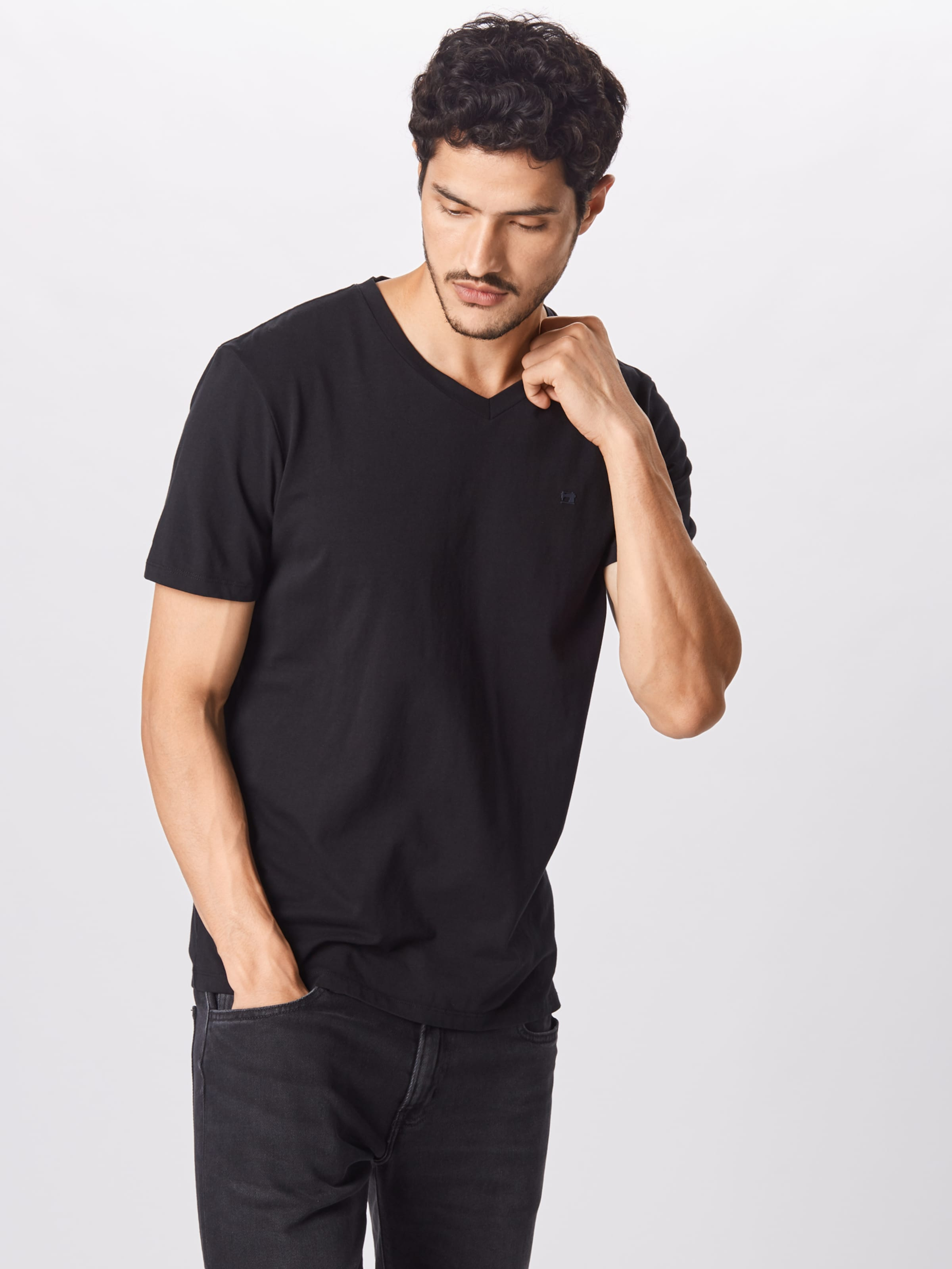 shirt Soda Scotchamp; T Noir En ikZOPXu