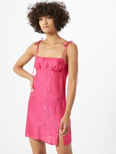 rózsaszín Motel Nyári ruhák 'ADARA': Elölnézet