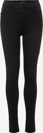 NAME IT Kavbojke 'NLFPIL' | črn denim barva, Prikaz izdelka