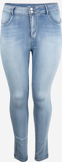Z-One Jeans 'LG HW C JN Push Z1' in de kleur Blauw / Lichtblauw, Productweergave