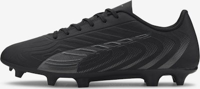 PUMA Fußballschuhe 'One 20.4 FG/AG' in schwarz / silber, Produktansicht
