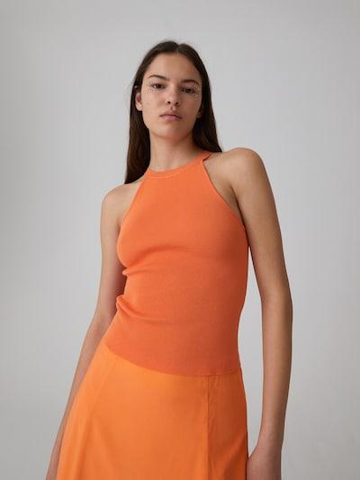 EDITED Top 'Daline ' in orange: Frontalansicht