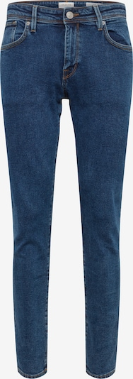 SELECTED HOMME Jeans 'SLHSLIM-LEON 3010 M.BLUE ST JEANS W NOOS' in blue denim, Produktansicht