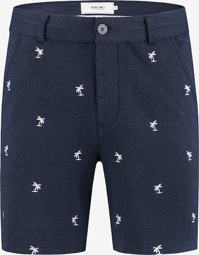 Shiwi Shorts in blau, Produktansicht
