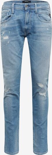 REPLAY Jeans 'Anbass' in de kleur Blauw denim, Productweergave
