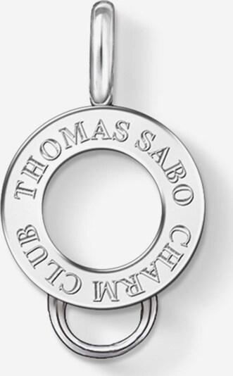 Thomas Sabo Kettenanhänger 'Carrier, X0241-001-12' in silber, Produktansicht