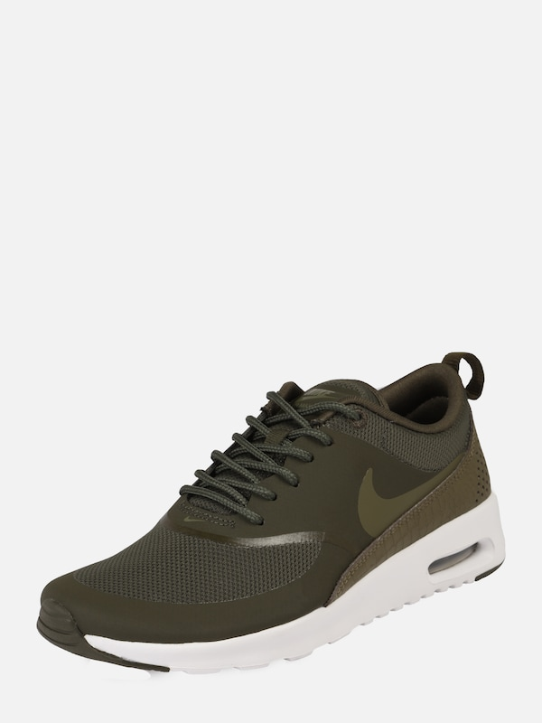 Nike Sportswear Sneaker Low 'Air Max Thea' in khaki | ABOUT YOU