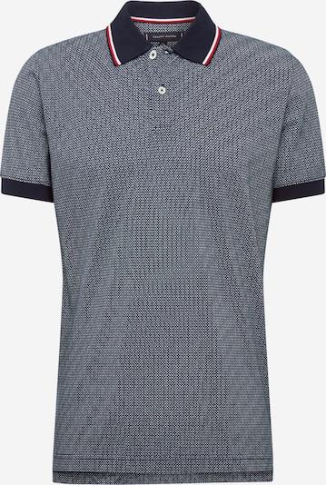 TOMMY HILFIGER T-Krekls pieejami tumši zils / sarkans / balts, Preces skats