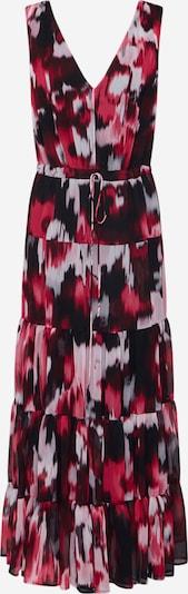 DKNY Robe 'DRAWSTRING' en mélange de couleurs / rose, Vue avec produit