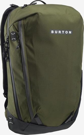 BURTON Rugzak 'Gorge' in de kleur Kaki / Zwart / Wit, Productweergave