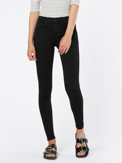 ONLY Jeans 'RAIN CRY6060' in black denim, Modelansicht