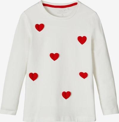 NAME IT T-Krekls pieejami sarkans / balts, Preces skats