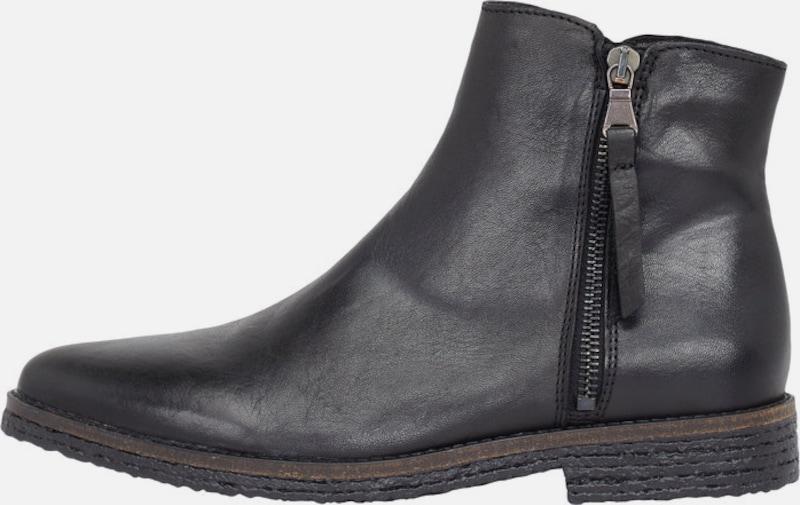 Bianco Doppel-Reißverschluss-Stiefel Günstige und langlebige Schuhe