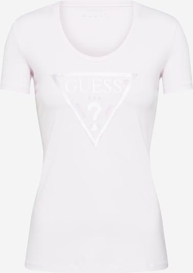 GUESS Tričko 'PEACE' - fialová, Produkt