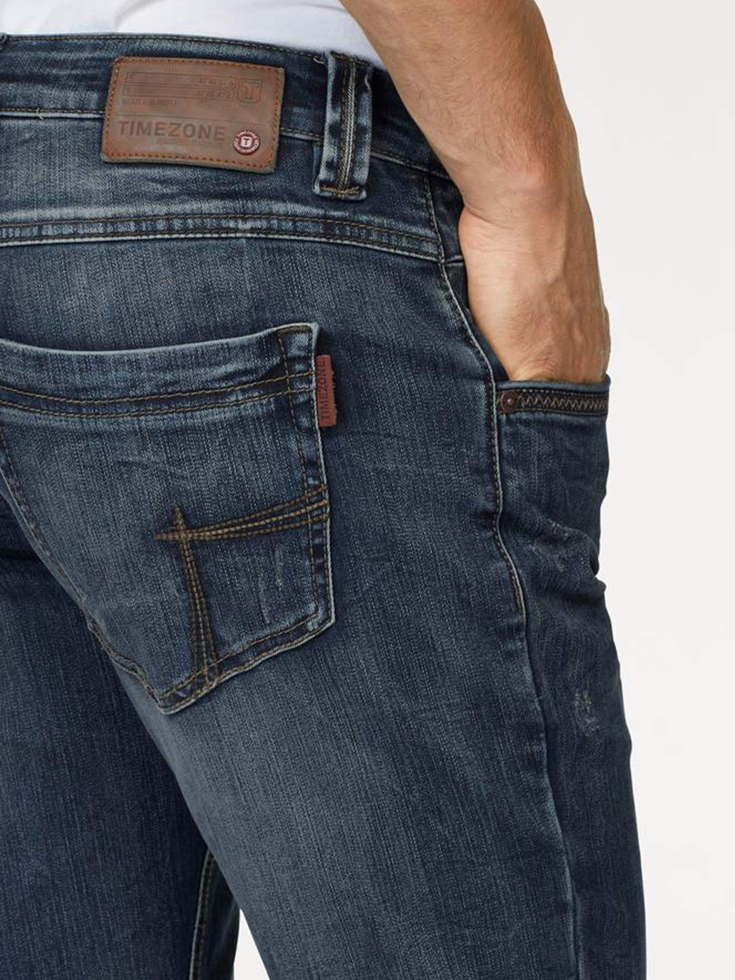 Ausgezeichneter Günstiger Preis TIMEZONE Stretch-Jeans 'EDUARDO' Superstretch Angebot Ansicht Verkauf Online Rabatt Veröffentlichungstermine 9ikxX