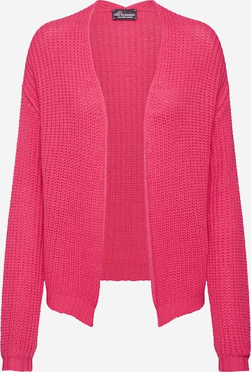 PRINCESS GOES HOLLYWOOD Strickjacke in neonpink, Produktansicht